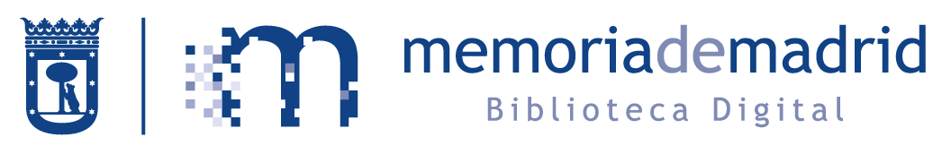 Logo Biblioteca Digital memoriademadrid